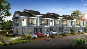 Double Storey Terrace(DST)