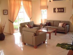 DSSD Living Area