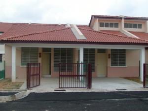Single-Storey Terrace