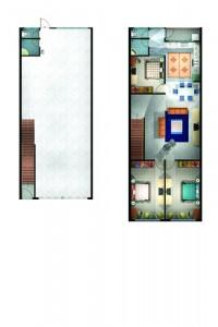 Double-Storey Shop House