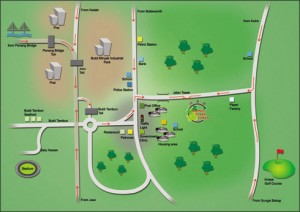 tasekindah-map